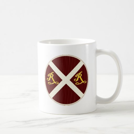 A Really Neat Railroad Crossing Sign Coffee Mugs