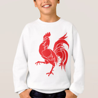 A Red Rooster Sweatshirt