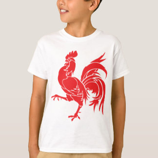 A Red Rooster T-Shirt