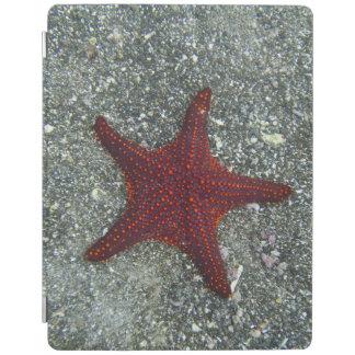 A Red Starfish | Galapagos, Equador iPad Cover