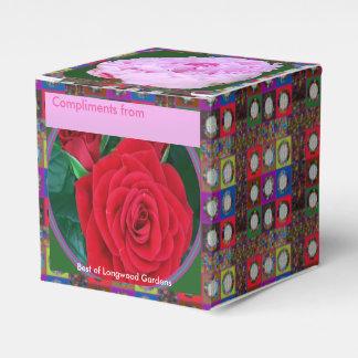 A RedROSE n PinkROSE Editable DIY 2x2 Favor Box