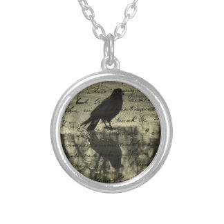 A Reflection Silver Plated Necklace