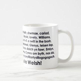 A reminder of home. Wales. Coffee Mug