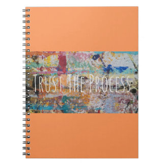 A Reminder To Trust The Process And A Journal