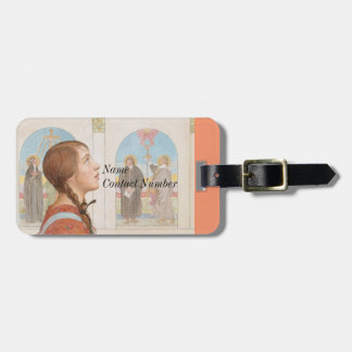 A Revelation Luggage Tag