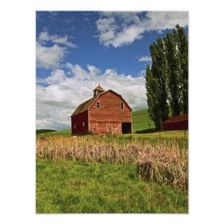 A ride through the farm country of Palouse Photo