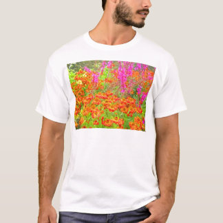 A Riot of Colour HDR T-Shirt