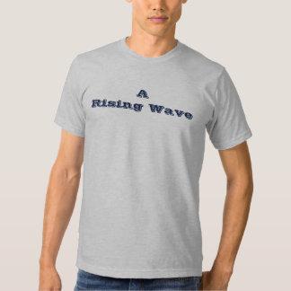 """A Rising Wave"" Men's T-shirt"