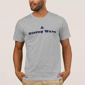 """""""A Rising Wave"""" Men's T-shirt or Hoodie"""