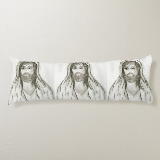 A Robed Jesus Body Pillow