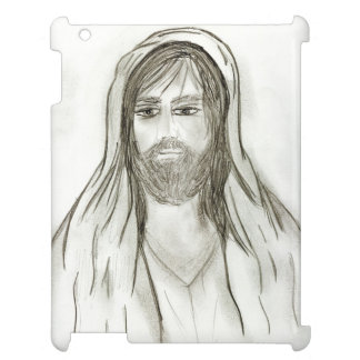A Robed Jesus Case For The iPad 2 3 4