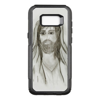 A Robed Jesus OtterBox Commuter Samsung Galaxy S8+ Case