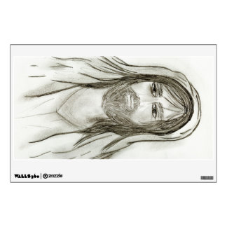 A Robed Jesus Wall Sticker