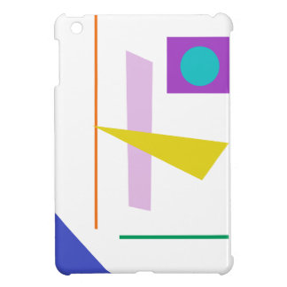 A Robot's Smile iPad Mini Cover