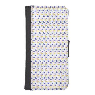 A Robot's Smile iPhone SE/5/5s Wallet Case