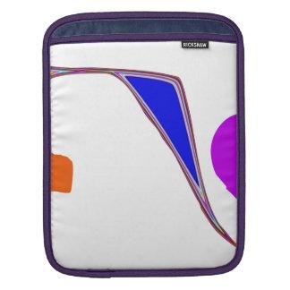 A Roller Coaster iPad Sleeve