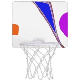 A Roller Coaster Mini Basketball Hoop