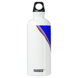 A Roller Coaster Water Bottle