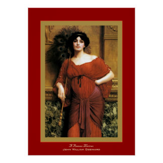 A Roman Matron Poster