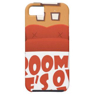 A Room Of One's Own Day - Appreciation Day iPhone 5 Covers