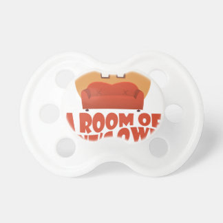 A Room Of One's Own Day - Appreciation Day Pacifier