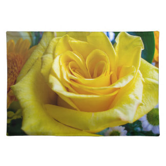 A rose by any other name placemat
