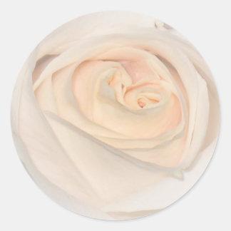 A Rose Classic Round Sticker