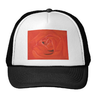 A rose for you. trucker hat