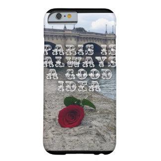 A rose in Paris Phone case