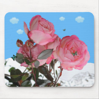 A Rose Is A Rose. Mouse Pad