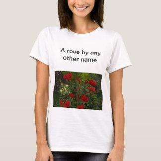 A rose T-Shirt