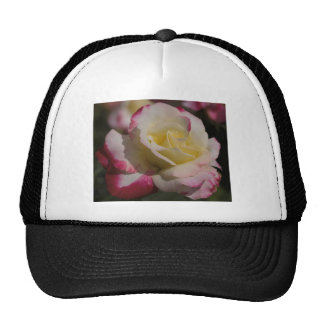 A Rose Trucker Hat