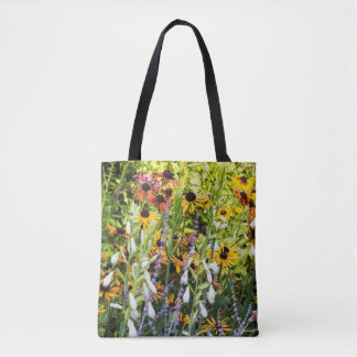 A Rush of Color Tote Bag