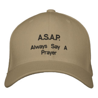A.S.A.P. Hat