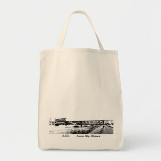 A.S.B. Bridge Tote Bag