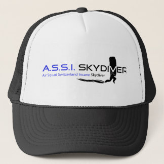 A.S.S.I. Skydiver Cap