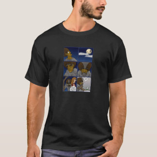 A sad day for werewolves T-Shirt