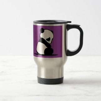 A Sad Panda Travel Mug