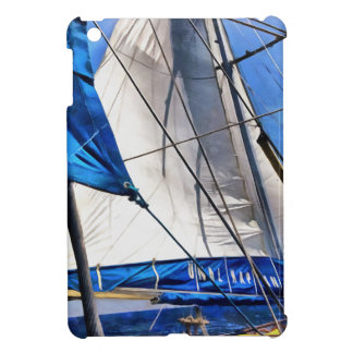 A Sailor Is An Artist And His Medium The Wind iPad Mini Covers