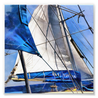 A Sailor Is An Artist And His Medium The Wind Photo Art