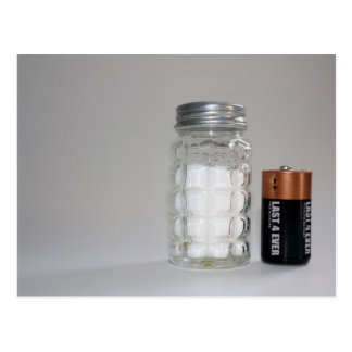 A Salt and Battery Postcard