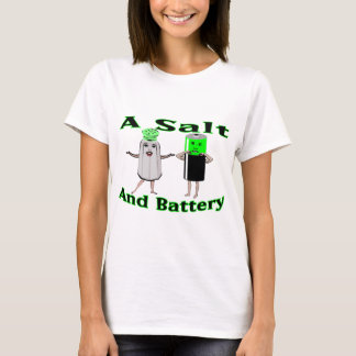 A Salt And Battery TShirt