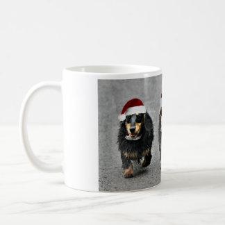 A Sausage Christmas Coffee Mug