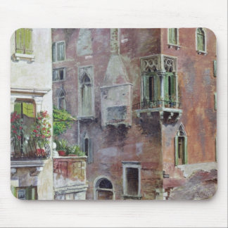 A Scene in Venice Mouse Pad
