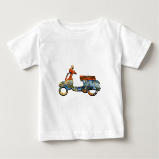 A SCOOTING ALONG BABY T-Shirt