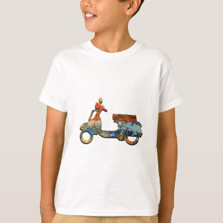 A SCOOTING ALONG T-Shirt