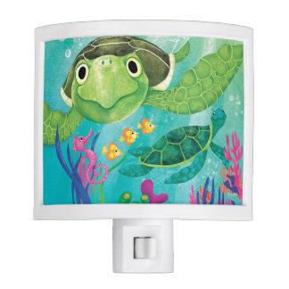 A Sea Turtle Rescue Nite Lites