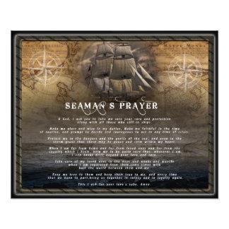 A Seaman's Prayer Photo