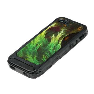 A Seaweed's DeepDream of Faded Fractal Fall Colors Incipio ATLAS ID™ iPhone 5 Case