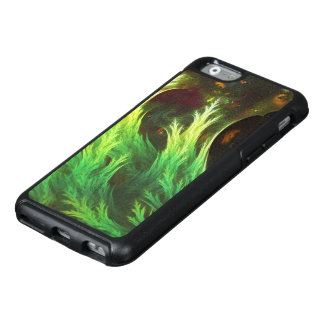 A Seaweed's DeepDream of Faded Fractal Fall Colors OtterBox iPhone 6/6s Case